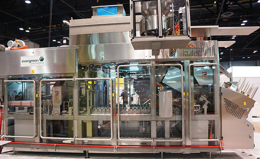 The latest filling equipment includes high-capacity, ultra-hygienic systems