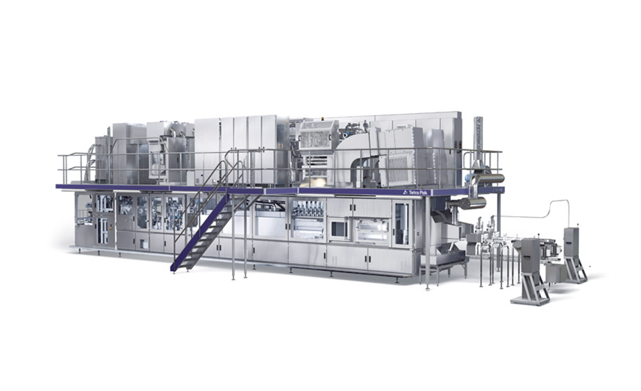 The latest filling equipment includes high-capacity, ultra