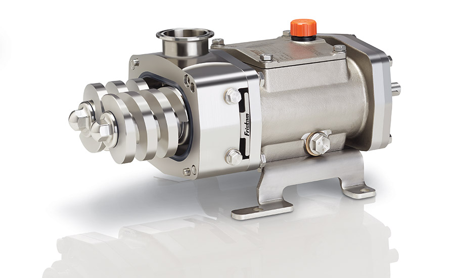Select the best pumps and valves for your dairy plant