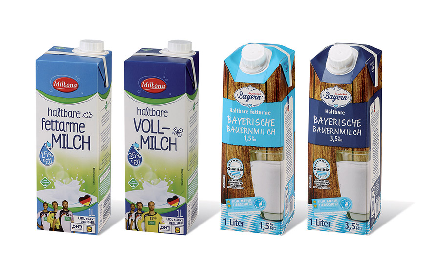 Dairy packaging sees healthy growth