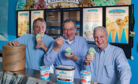 Cedar Crest Ice Cream is a house of many flavors