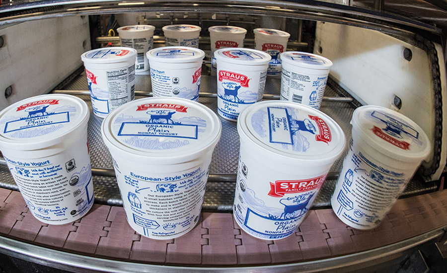 Inside the plant: Straus Family Creamer's formidable foundation