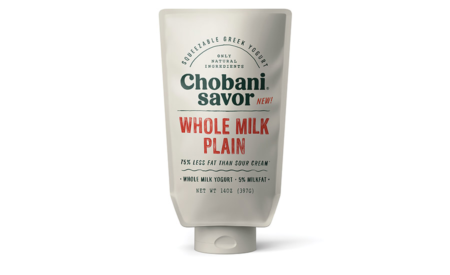 chobani whole milk yogurt