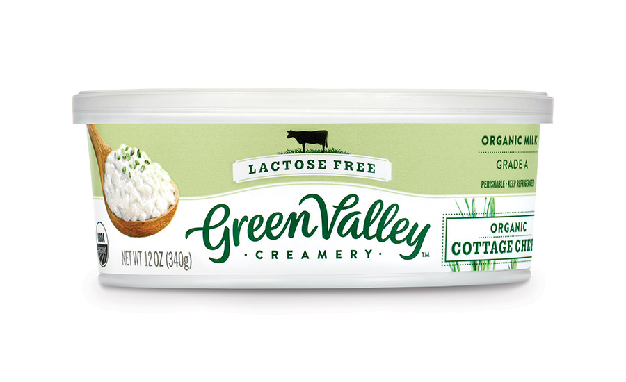 green valley creamery debuts lactose free organic cottage cheese rh dairyfoods com dairy free cottage cheese recipe dairy free cottage cheese walmart