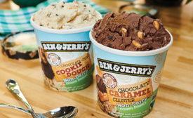 Ben & Jerry's adds nondairy frozen dessert flavors
