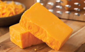 Cheese consumption is growing among Americans