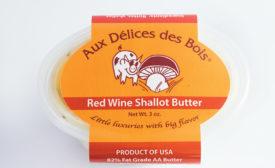 Aux Délices des Bois adds flavored butter flavors