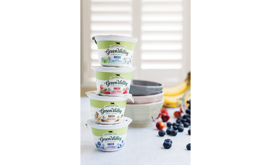 Green Valley Creamery Debuts Lactose Free Greek Yogurt 2019 12 11 Dairy Foods