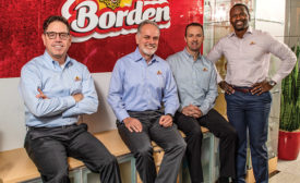 Borden Dairy is energized and excited