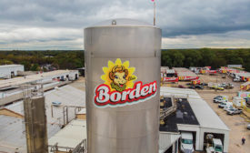 It's a matter of teamwork for Borden Dairy's Dallas plant