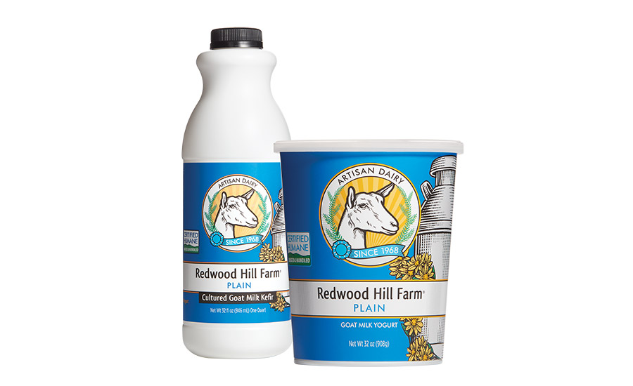 Redwood Hill Farm & Creamery is uniquely positioned