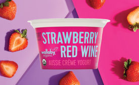 Aussie Crème yogurt