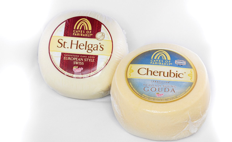 Bold, convenient cheese formats are trending