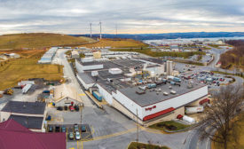 Turkey Hill's Conestoga, Pa., plant transitions to renewable energy