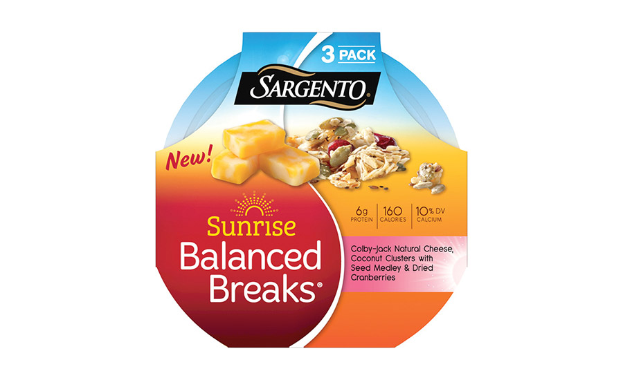 Sunrise Balance Breaks from Sargento