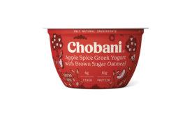 Chobani Greek Yogurt with Oatmeal