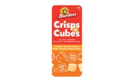 Cheese Crisps 'n Cubes