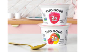 Danone North America adds two flavors to its Two Good line