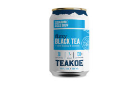 Teakoe Fizzy black tea