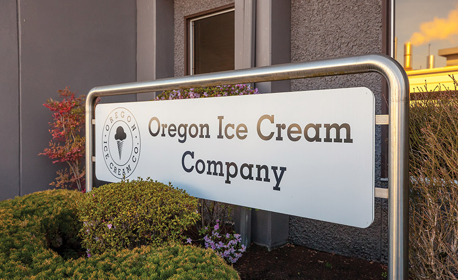 Oregon Ice Cream Co.