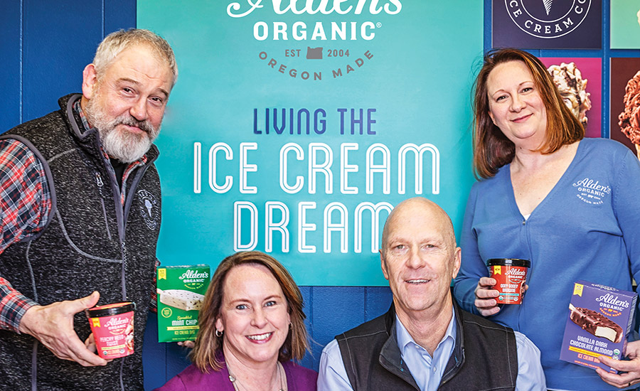 Oregon Ice Cream Co. has something for everyone