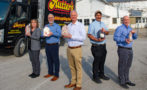 Rutter's Dairy celebrates a century of local milk