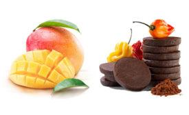 Mango and Chocolate de Mesa