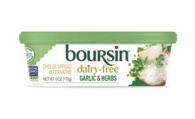 Boursin releases dairy-free version of its fan-favorite Garlic & Herbs spread