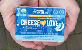 2. Rogue Creamery creates cheddar variety to raise money for charity