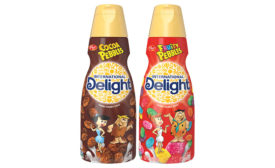 2. International Delights debuts Pebbles cereal-inspired coffee creamers