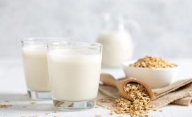 Milk and nuts
