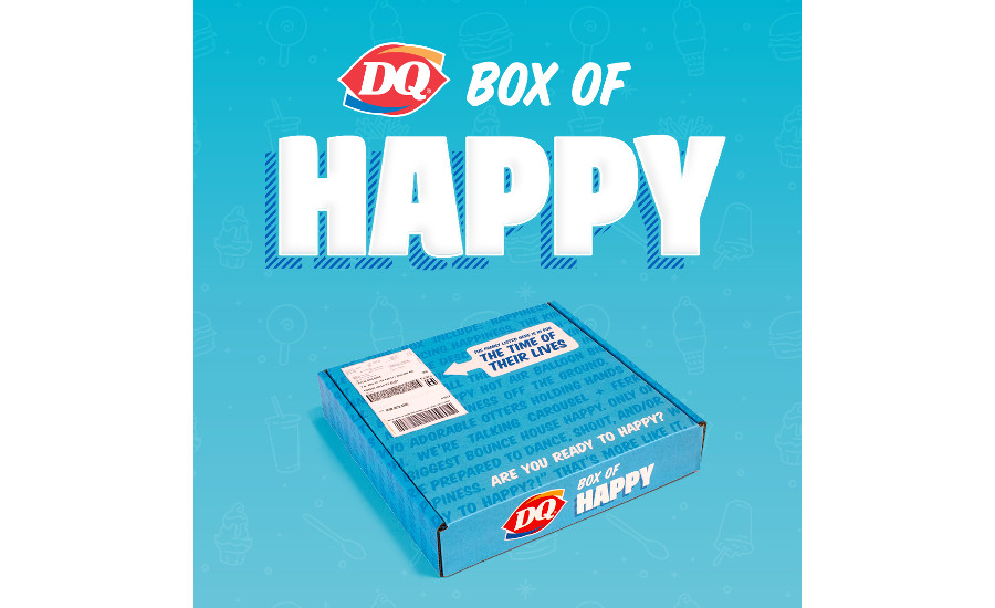 DQ brand offering QSR industry's first-ever experience box