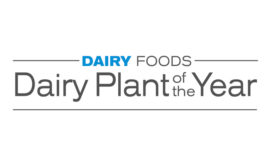 Dairy Plant of the Year award logo