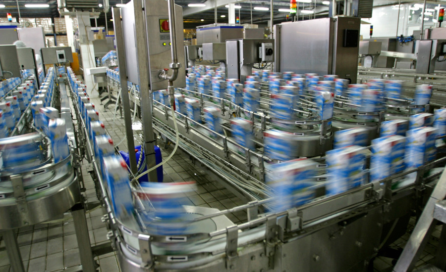 Dairy product labeling