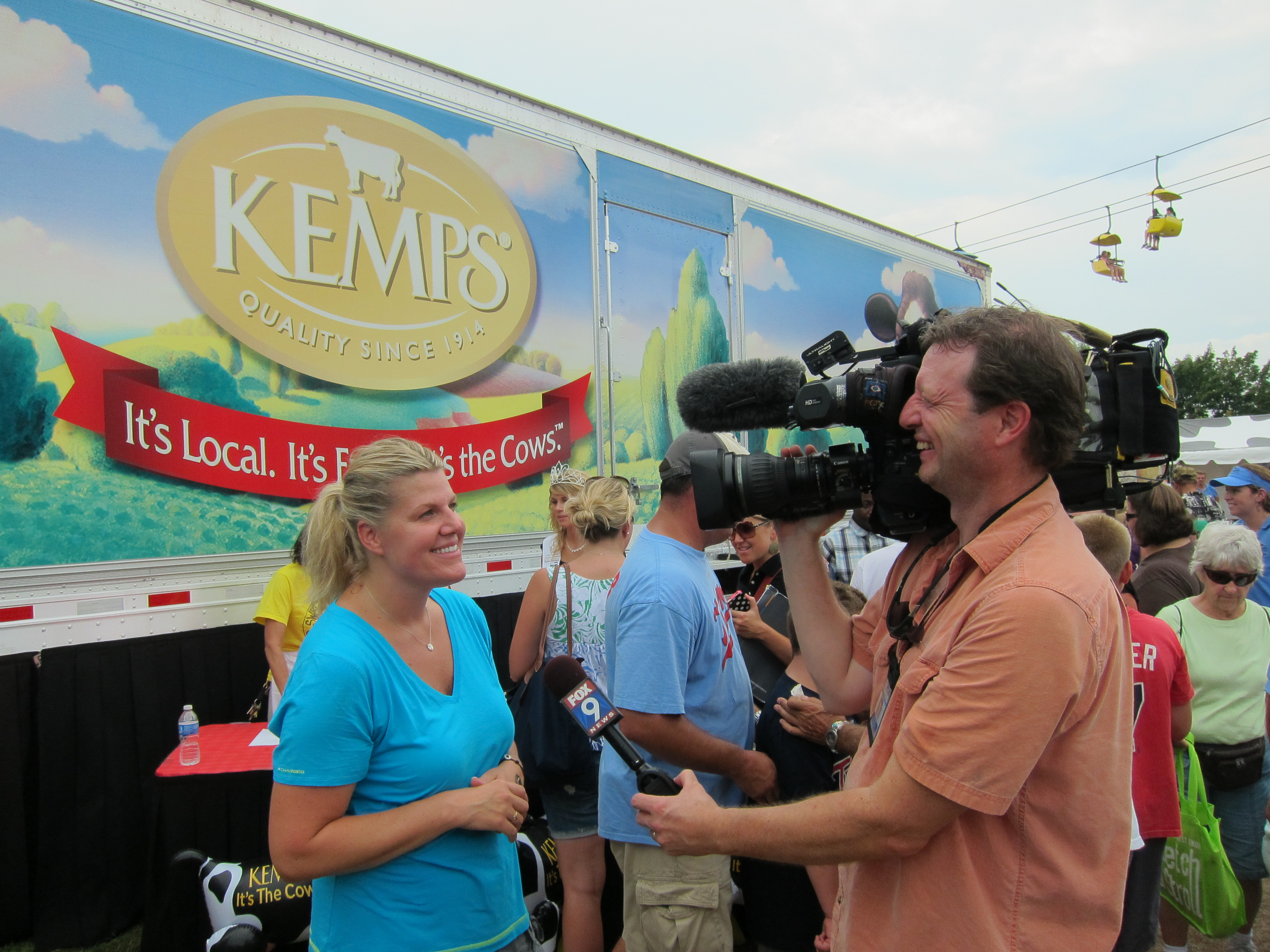 The winning flavor chosen in a new Kemps contest will be the next ice cream in its Throwback Original Recipe line up