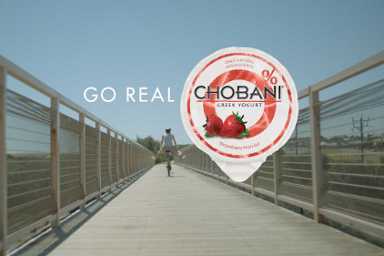 Chobani go real feature
