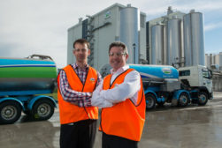 Fonterra milk dryer Darfield