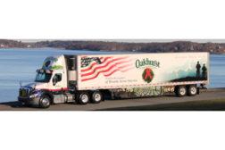 Oakhurst Dairy Truck