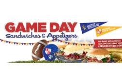 "Saputo Lorraine ""Game Day Sandwiches & Appetizers"""