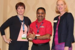 Wells Enterprises wins flavor award at the IDFA's 2014 Ice Cream Technology Conference