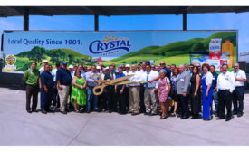 Foster Dairy Farms, doing business as Crystal Creamery