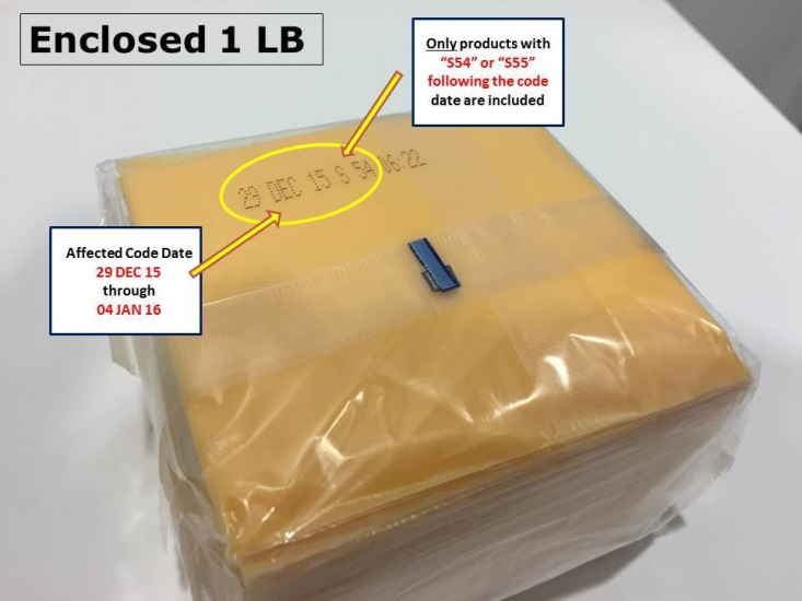 The Kraft Heinz Co. on Friday voluntarily recalled certain packages of Kraft Singles individually-wrapped cheese slices.
