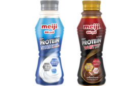 Meiji High Protein milks