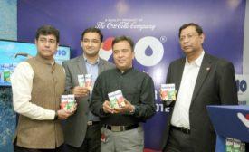 Coca-Cola India launches Vio milk in India