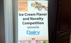 Dairy Foods Innovative Ice Cream Flavor Competition IDFA