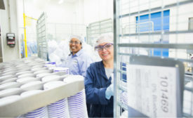 Chobani manufacturing facility in Twin Falls, Idaho