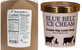 Aspen Hills cookie dough ice cream recall
