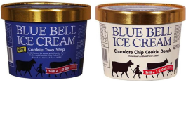 Blue Bell Ice Cream is voluntarily recalling select products produced in its Sylacauga, Alabama, plant