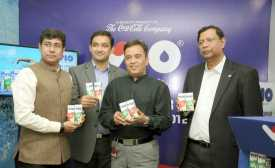 Coca-Cola India launches Vio milk in India