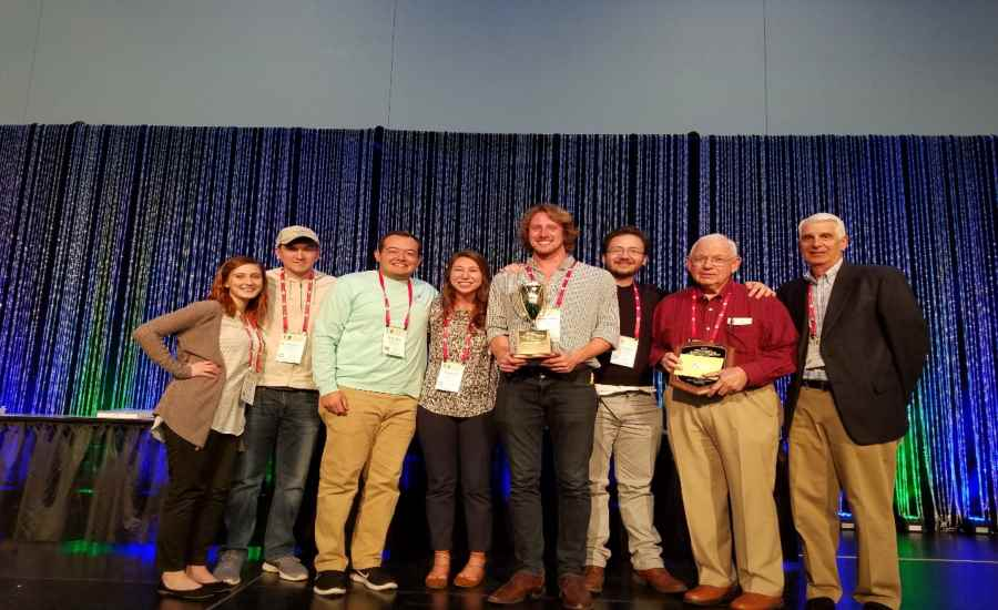95th Collegiate Dairy Products Evaluation Contest